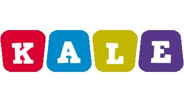 Kale daycare logo