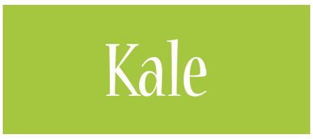 Kale family logo