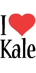 Kale i-love logo
