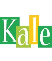 Kale lemonade logo