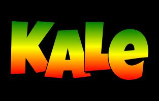 Kale mango logo