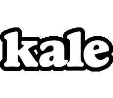 Kale panda logo