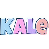 Kale pastel logo