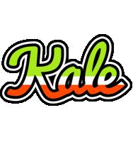 Kale superfun logo