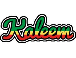 Kaleem african logo