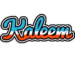 Kaleem america logo