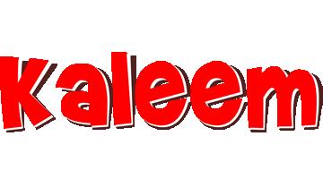 Kaleem basket logo