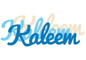 Kaleem breeze logo