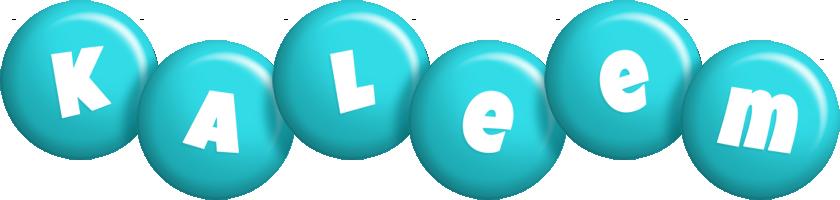 Kaleem candy-azur logo