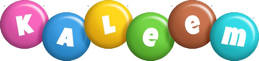 Kaleem candy logo