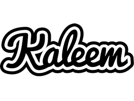 Kaleem chess logo