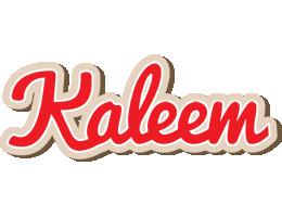 Kaleem chocolate logo