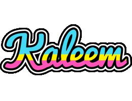 Kaleem circus logo