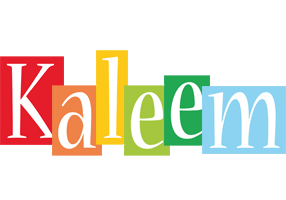 Kaleem colors logo