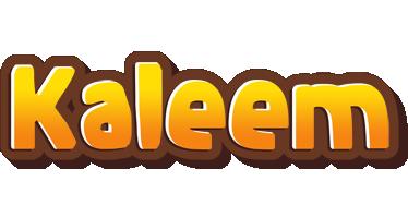 Kaleem cookies logo