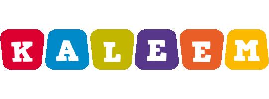 Kaleem daycare logo