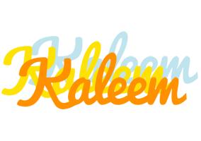 Kaleem energy logo