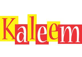 Kaleem errors logo