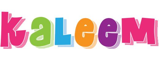 Kaleem friday logo