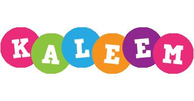 Kaleem friends logo