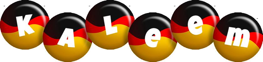 Kaleem german logo
