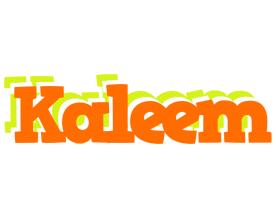 Kaleem healthy logo