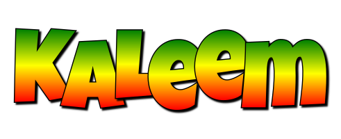 Kaleem mango logo