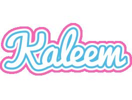 Kaleem outdoors logo