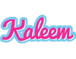 Kaleem popstar logo
