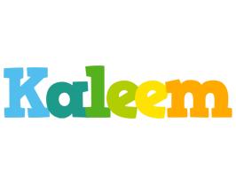 Kaleem rainbows logo