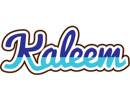 Kaleem raining logo