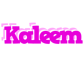 Kaleem rumba logo