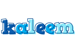 Kaleem sailor logo