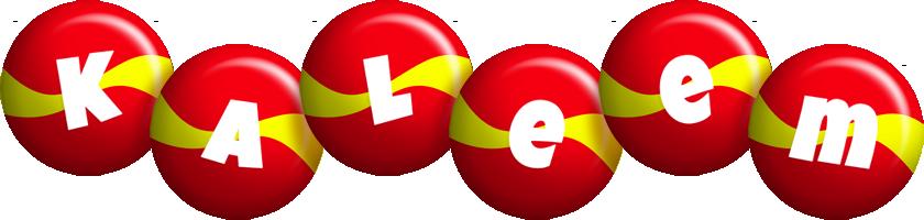 Kaleem spain logo
