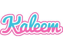 Kaleem woman logo