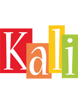 Kali colors logo