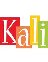 Kali colors logo