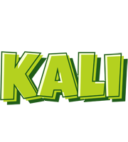 Kali summer logo