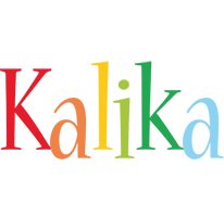Kalika birthday logo