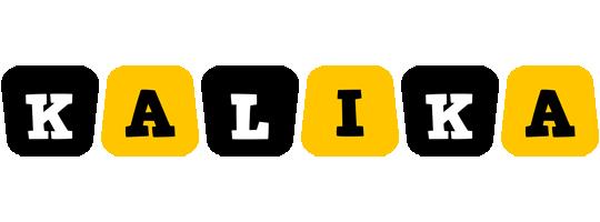 Kalika boots logo