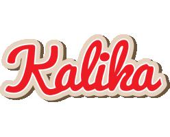 Kalika chocolate logo