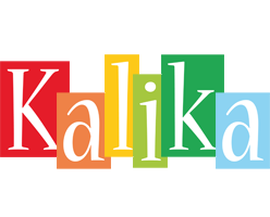 Kalika colors logo