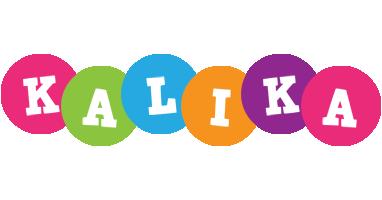Kalika friends logo