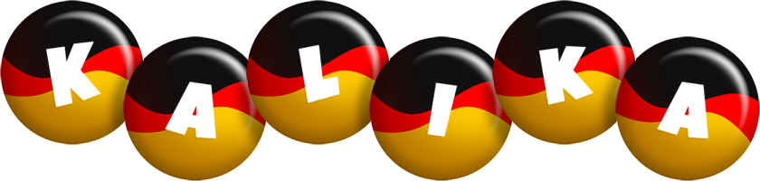 Kalika german logo