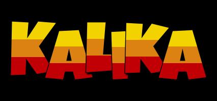 Kalika jungle logo