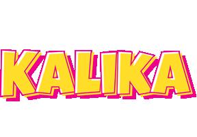 Kalika kaboom logo