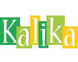 Kalika lemonade logo