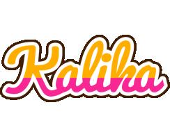 Kalika smoothie logo