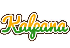 Kalpana banana logo
