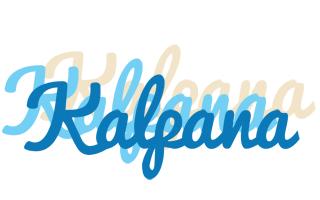 Kalpana breeze logo